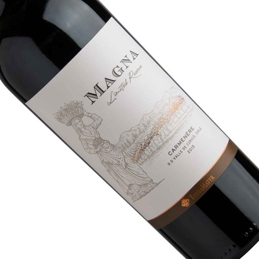 Terramater Magna Limited Reserve Carmenere