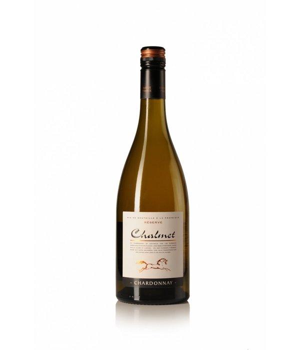 Chardonnay Chalmet Réserve Boisé