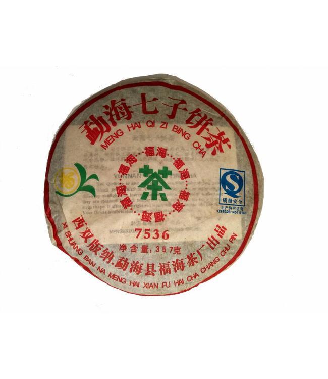 Fuhai 7536 (sheng) 2007