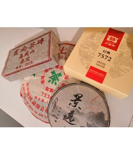 Pu-erh tea Kit May