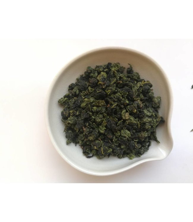 Oolong tea Spring Anxi Jade Tieguanyin (Iron Goddes of Mercy) 2020