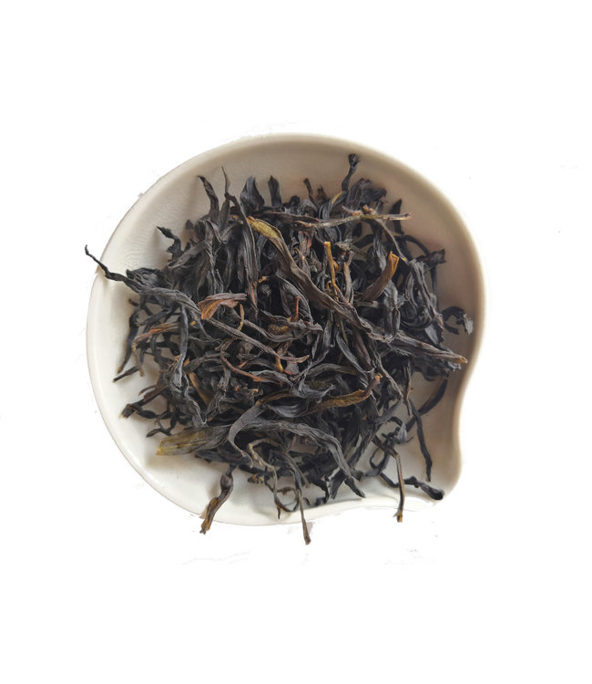 Oolong Tee Songzhong Dongfanghong Dancong (Oriental Red Single Bush) 2019