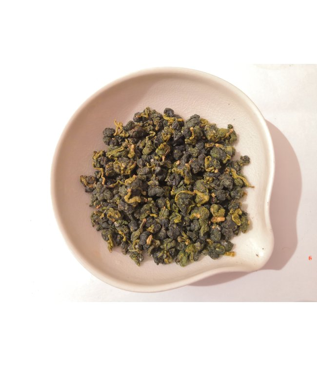 Oolong tea Winter Lishan Dingcuifeng  (Peach Mountain) 2018