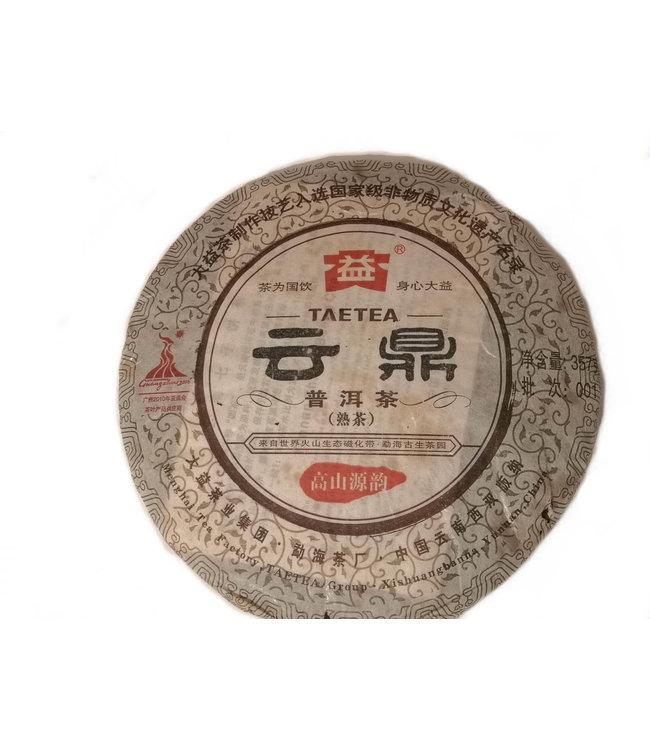 Menghai Dayi (TAETEA) Dayi Yunding (shu) 2010