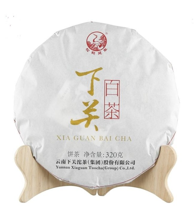 Xiaguan White Tea Xiaguan Baicha 2018