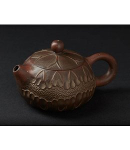 Jianshui Xishi tea pot (150 cc engraved)