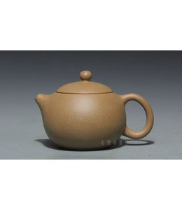 Yixing Qingduanni Xishi tea pot (180 cc, globe screen)