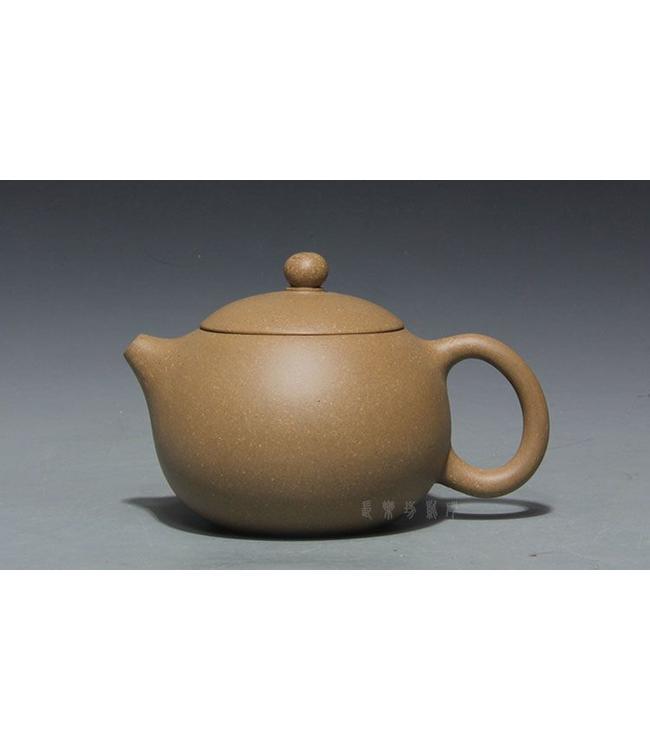 Yixing Qingduanni Xishi Teekännchen (180 ml, Kugelsieb)