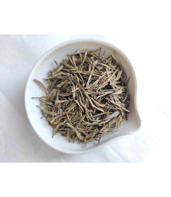 Green tea Qingming Bamboo Spout Maojian (Hairy Tip) 2021