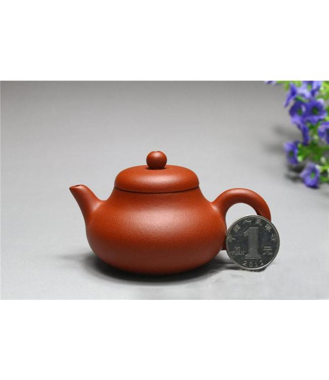 Yixing Zhuni Lihu Mini tea pot (75 cc)
