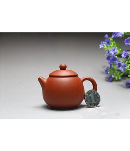 Yixing Zhuni Longdan Mini tea pot (80 cc)