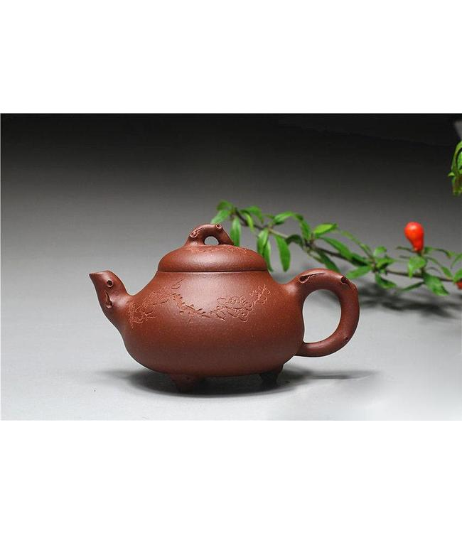 Yixing Qingshuini Meizhuang tea pot (170 cc)