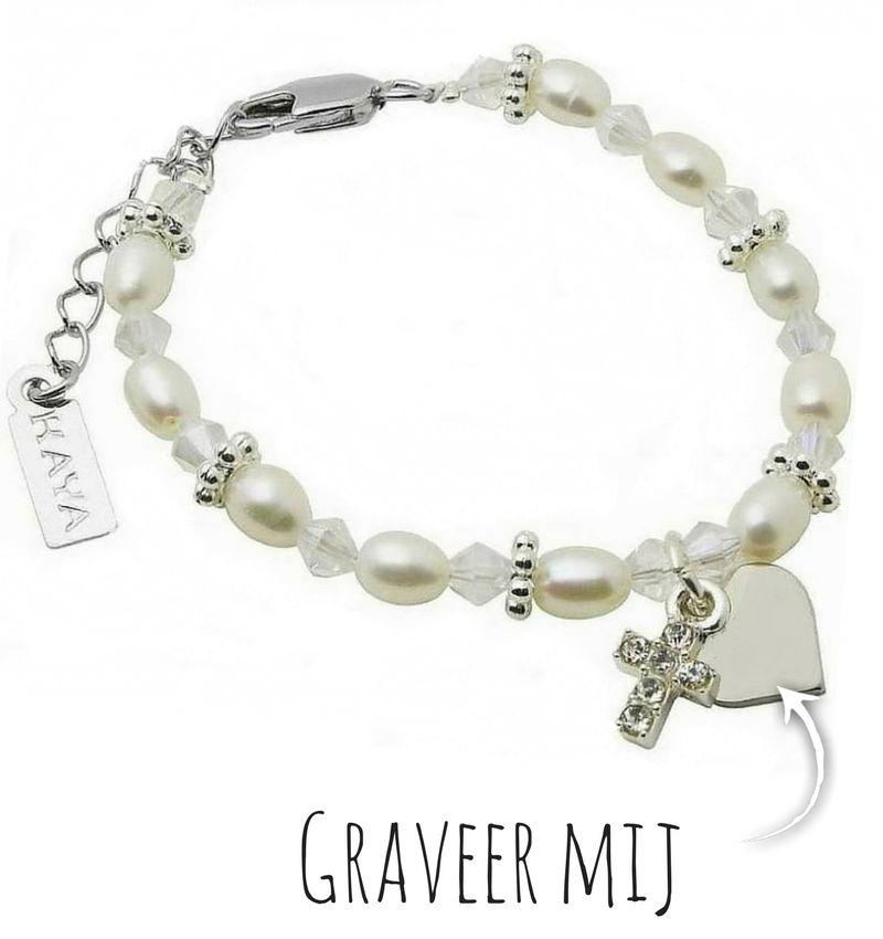 KAYA Faith bracelet 'Personalize'