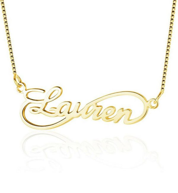 Gepersonaliseerde sieraden Women's chain 'infinity'