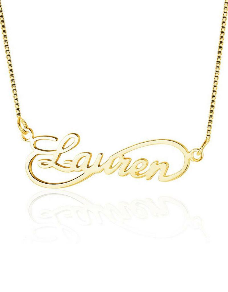 juwelierL Women's chain 'infinity'