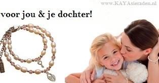 Waarom KAYA Moeder Dochter sieraden verkoopt