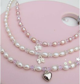 KAYA sieraden Parelketting 'My First Pearls'