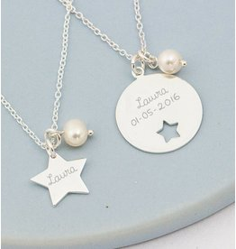 KAYA sieraden Mom & Me set 'My Star'