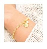 KAYA Trendy zilveren 3 generatie jasseron armbanden