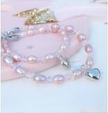 Mom & Me set 'Pink Princess' with Key to My Heart,