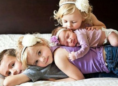 4 of meer kinderen