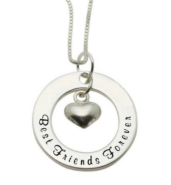 KAYA sieraden Silver necklace 'Always & Forever' - Copy - Copy