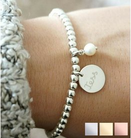 KAYA sieraden Armband 'Cute Balls'