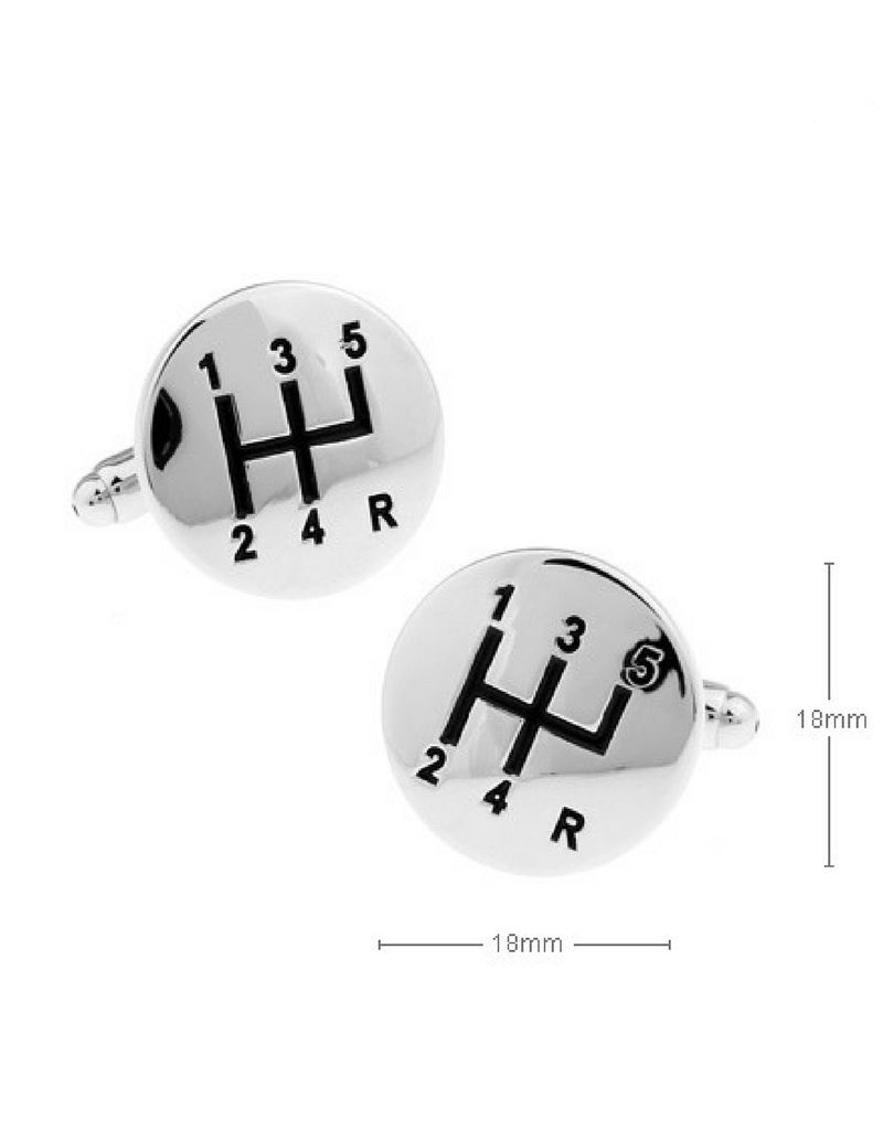KAYA sieraden Cufflinks 'blocks' - Copy - Copy