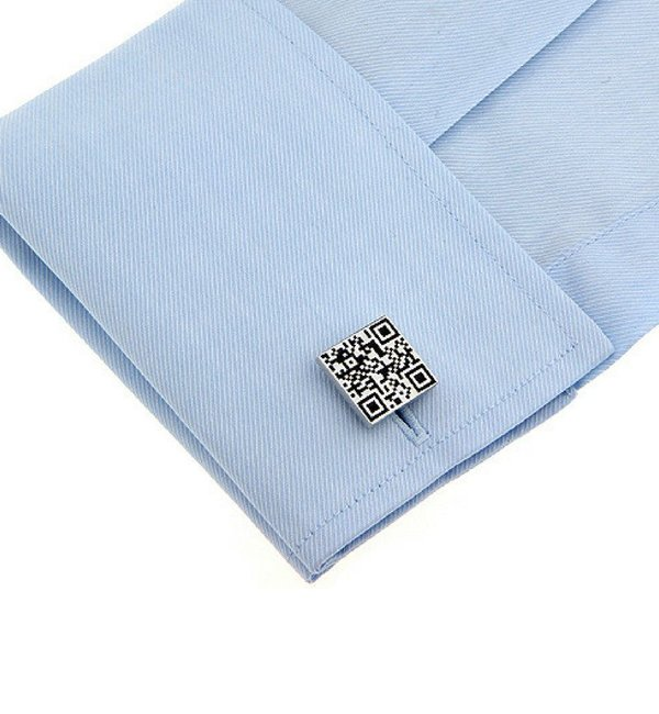 KAYA sieraden Cufflinks 'blocks' - Copy - Copy - Copy - Copy