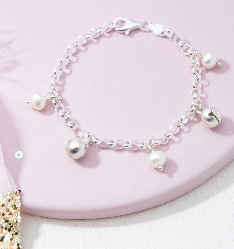 Silver baby bracelet 'Twinkle Star' - Copy