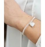 """KAYA Personalized silver bracelet 'Love you Infinitely """" - Copy - Copy - Copy"""
