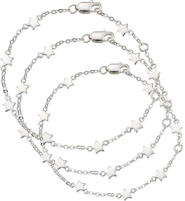 KAYA sieraden Silver baby bracelet 'Twinkle Star' - Copy - Copy - Copy