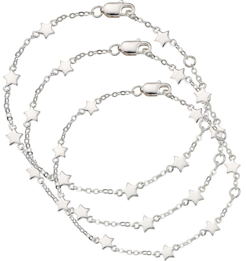 KAYA sieraden Drie generatie armbanden set 'Twinkle Star'