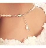 KAYA sieraden Parelketting 'My First Pearls'