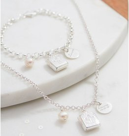 KAYA Zilveren Jasseron armband