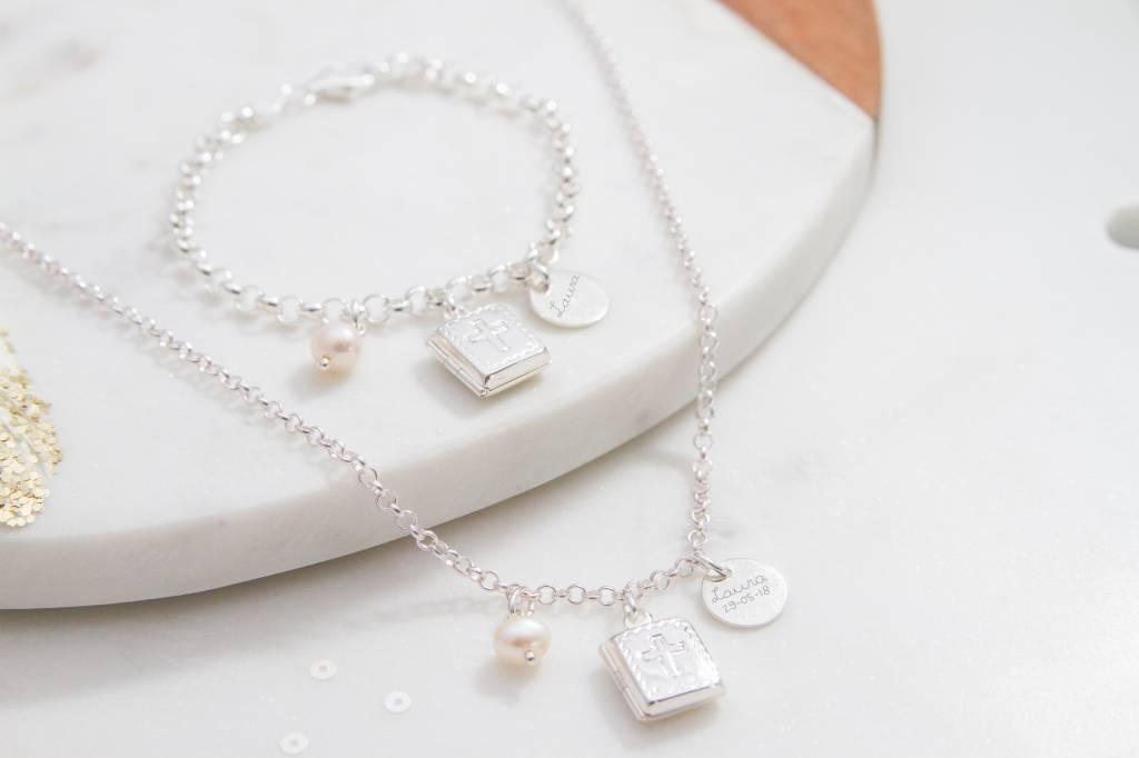 Communie sieraden collectie 2018 I Een prachtig cadeau voor haar eerste Communie