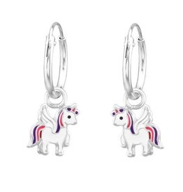KAYA Silver childrens earrings - Copy