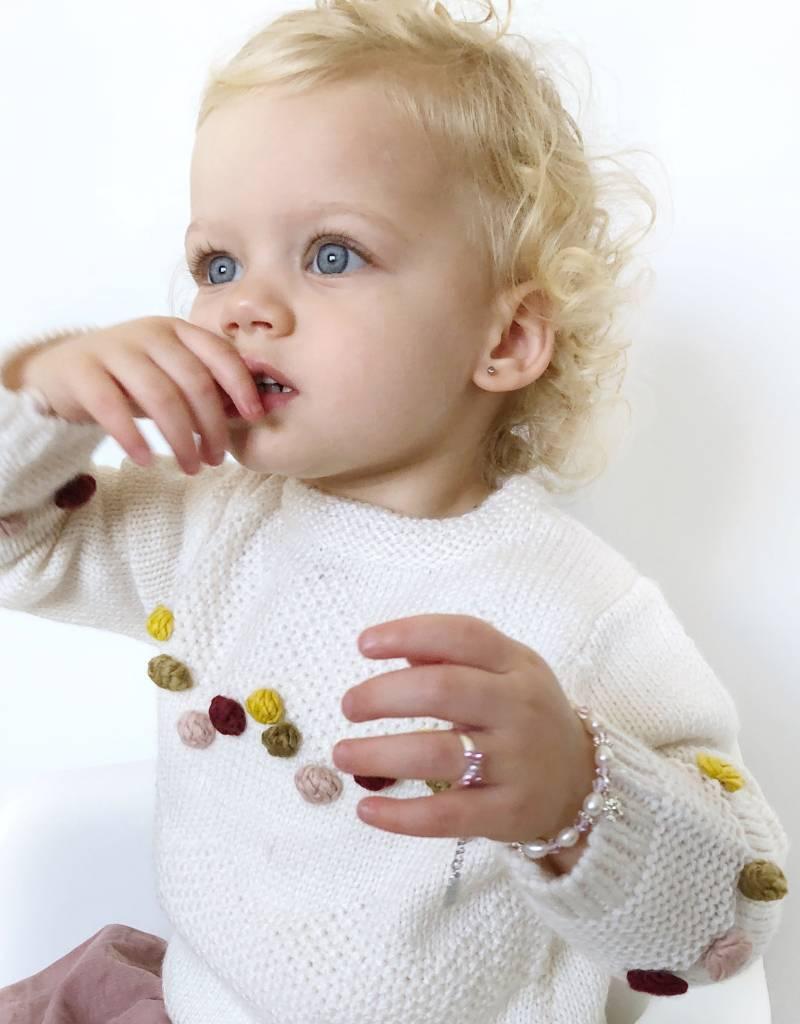 KAYA Silver Children ring 'Infinity' - Copy - Copy