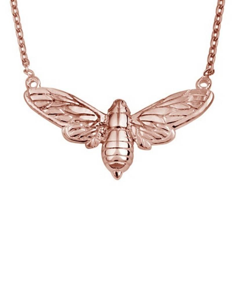 Silver children's necklace 'angel' - Copy - Copy - Copy - Copy