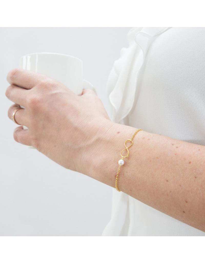 KAYA sieraden Zilveren Matching Set Armbanden 'Speechless'