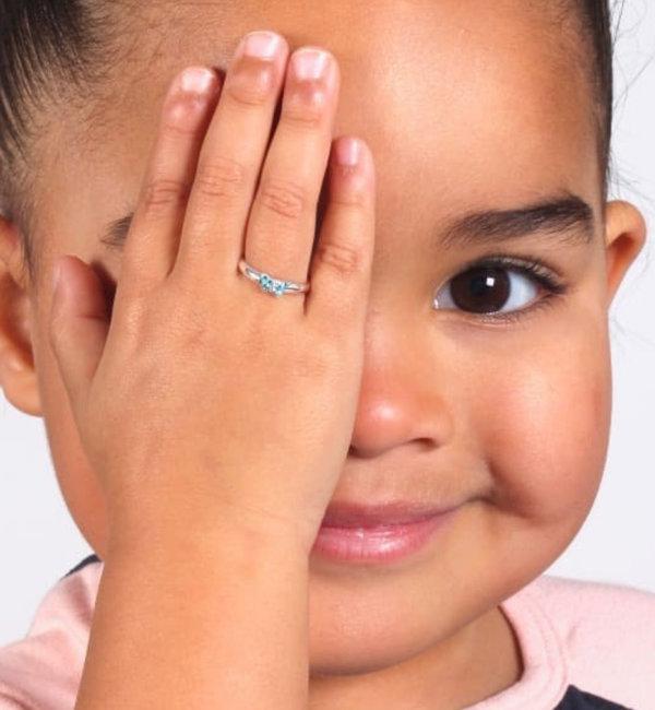KAYA sieraden Silver Children ring 'Infinity' - Copy - Copy - Copy