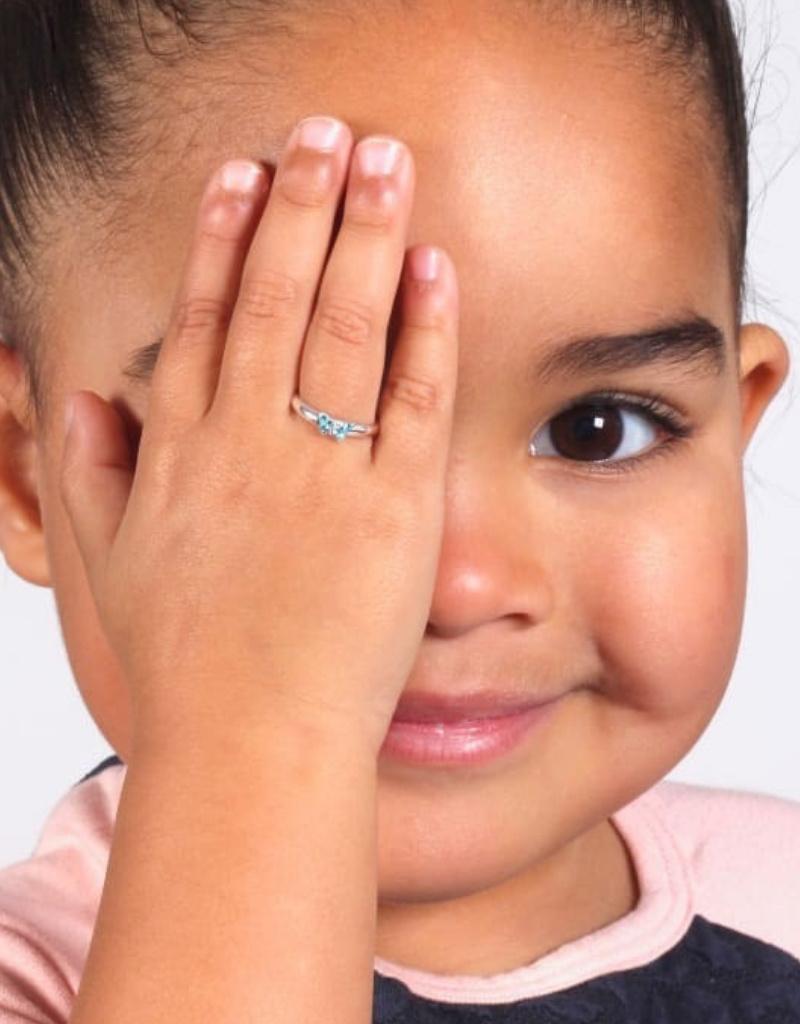 KAYA Silver Children ring 'Infinity' - Copy - Copy - Copy
