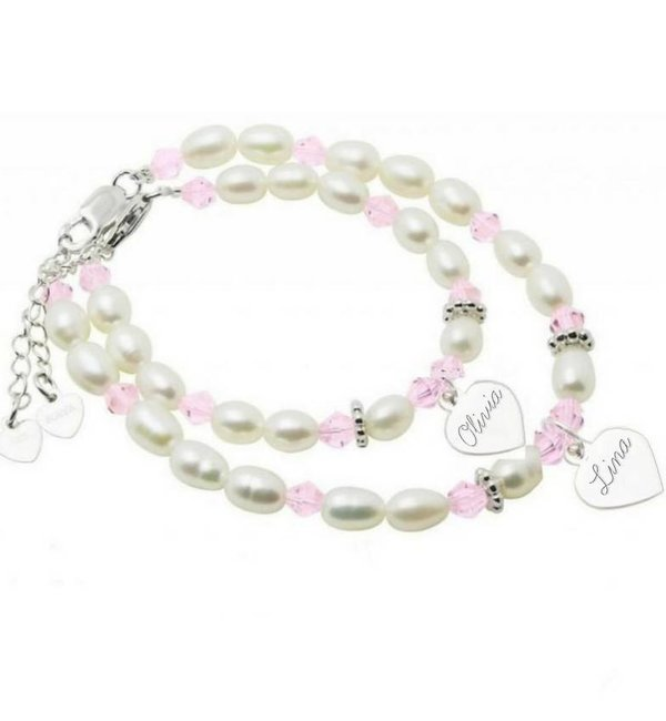 Sieraden graveren Silver bracelet mom ★ ★ Customize - Copy - Copy
