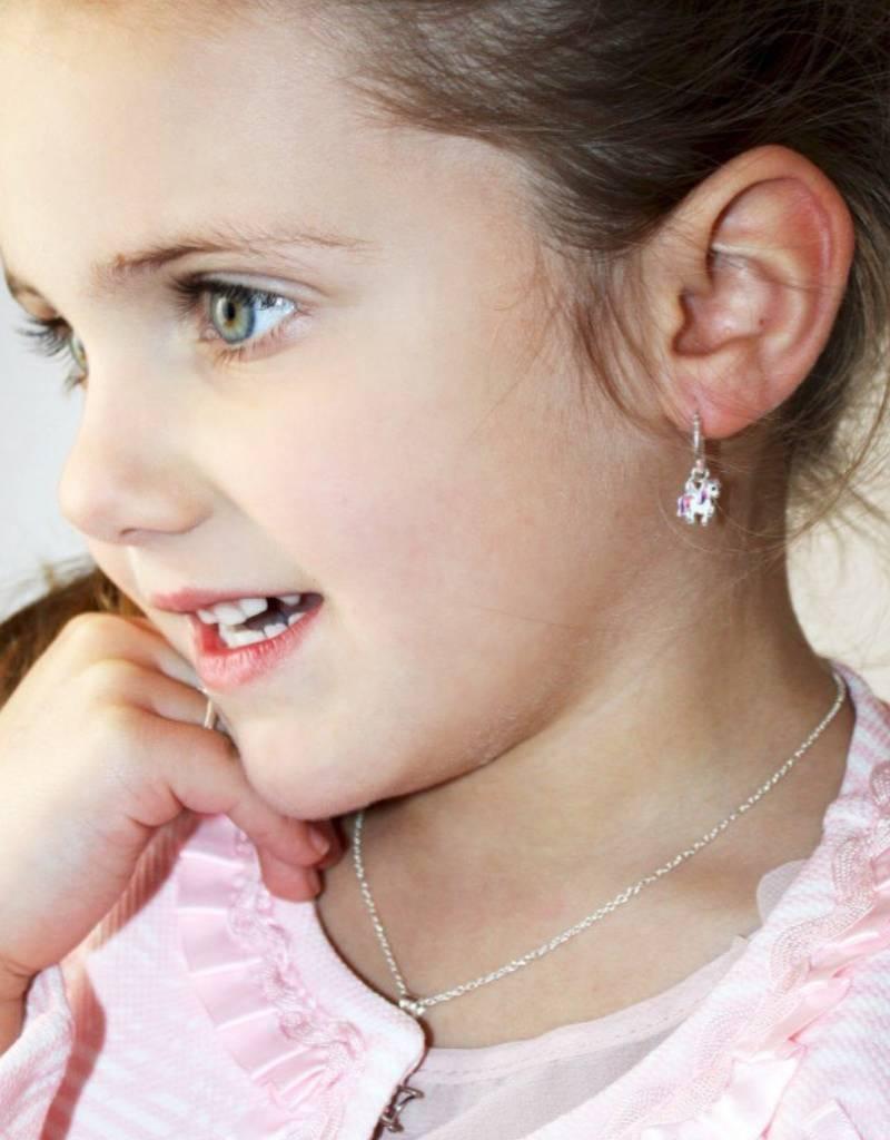 Silver childrens earrings - Copy - Copy - Copy