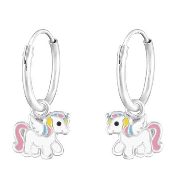 KAYA sieraden Silver childrens earrings - Copy - Copy - Copy