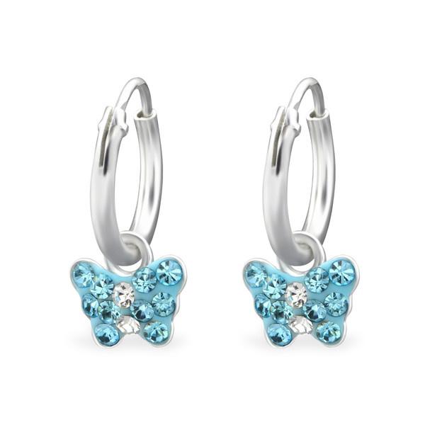 KAYA Silver childrens earrings - Copy - Copy - Copy - Copy
