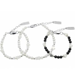 KAYA sieraden Mother-daughter-son bracelets 'Shine Bright'