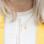 KAYA sieraden Zilveren Ketting 'Munt' met wesp