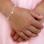KAYA sieraden Zilveren Armband 'Twinkle Star'