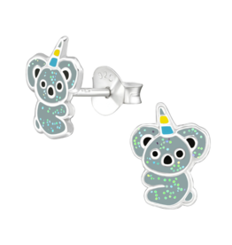 KAYA sieraden Silver childrens earrings - Copy